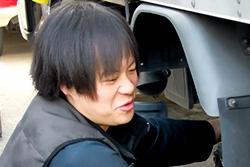 整備士:田中 達也