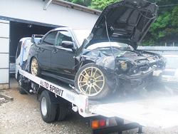 事故車引き取りもお任せください