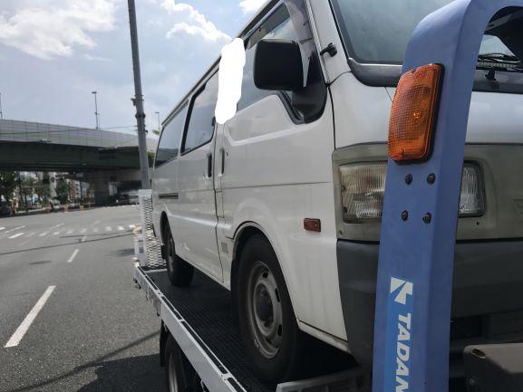 廃車・大阪・車リサイクルセンター